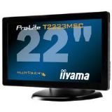 Iiyama ProLite T2233MSC 21.5 inch Multi-Touch LCD Monitor 1000:1 270cd/m2 1920x1080 5ms D-Sub/DVI-D/